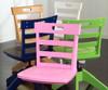 Maxtrix Long Desk w/ Tilt Top Chestnut | Maxtrix Furniture | MX-2460-C