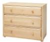 Maxtrix 3 Drawer Dresser Chestnut | 26075 | MX-4230-C