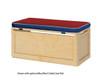 Maxtrix Stack-able Toy Chest Chestnut | Maxtrix Furniture | MX-4300-C