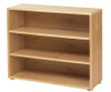 Maxtrix 3 Shelf Bookcase Chestnut | 26101 | MX-4720-C