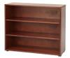 Maxtrix 3 Shelf Bookcase White | 26103 | MX-4720-W