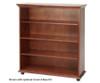 Maxtrix 4 Shelf Bookcase Chestnut | Maxtrix Furniture | MX-4740-C