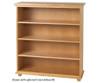 Maxtrix 4 Shelf Bookcase White | Maxtrix Furniture | MX-4740-W