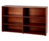 Maxtrix 6 Shelf Bookcase White | 26115 | MX-4760-W