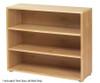 Maxtrix BOX Low Loft Bed w/ Dresser & Bookcase Twin Size White | Maxtrix Furniture | MX-BOX2-WX