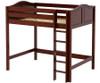 Maxtrix GRAND High Loft Bed Full Size Chestnut | Maxtrix Furniture | MX-GRAND-CX
