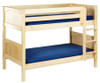 Maxtrix HOTSHOT Low Bunk Bed Twin Size Natural | Maxtrix Furniture | MX-HOTSHOT-NX