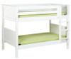 Maxtrix HOTSHOT Low Bunk Bed Twin Size White   Maxtrix Furniture   MX-HOTSHOT-WX