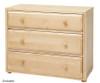 Maxtrix KICKS Low Loft Bed w/ Dressers & Desk Twin Size Chestnut | Maxtrix Furniture | MX-KICKS1L-CX
