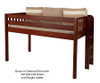 Maxtrix TIGHT Low Loft Bed Twin Size Natural   Maxtrix Furniture   MX-TIGHT-NX