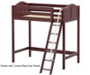 Maxtrix KNOCKOUT Ultra-High Loft Bed Twin Size Chestnut | 26627 | MX-ULTRAKNOCKOUT-CX
