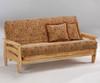 Corona Futon Sofa Natural | Night and Day Furniture | ND-Corona-N