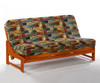 Eureka Futon Sofa Honey Oak   Night and Day Furniture   ND-Eureka-HO