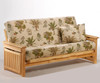 Raindrop Futon Sofa Natural | Night and Day Furniture | ND-Raindrop-NA
