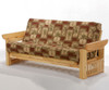 Shadow Futon Sofa Natural | Night and Day Furniture | ND-Shadow-NA