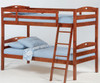 Sesame Bunk Bed Cherry 1 | Night & Day Furniture | NDSES-CHR-CL