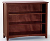 School House Short Bookcase Cherry | NE Kids Furniture | NE-4565