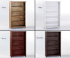 School House Tall Bookcase Chocolate   NE Kids Furniture   NE-5560