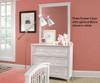 School House 3 Drawer Chest White | NE Kids Furniture | NE-7525