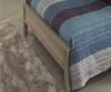 Everglades Alex Panel Bed Full Size Driftwood   26938   NE10025