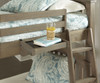 Everglades Harper Twin over Full Size Bunk Bed Driftwood | 26941 | NE10055