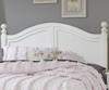 Lakehouse Payton Full Bed White | 26954 | NE1015