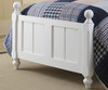 Lakehouse Kennedy Twin Bed with Trundle White | 26958 | NE1020-1570