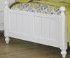 Lakehouse Kennedy Full Bed with Trundle White | 26961 | NE1025-1570