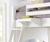 Lakehouse Adrian Bunk Bed Twin Over Twin White | NE Kids | NE1031