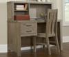 Everglades Student Desk Driftwood | NE Kids Furniture | NE10540