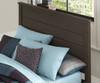 Everglades Alex Panel Bed Full Size with Trundle Espresso | 26991 | NE11025X