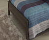 Everglades Alex Panel Bed Full Size with Trundle Espresso | NE Kids Furniture | NE11025X