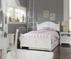 Lakehouse Writing Desk White | NE Kids Furniture | NE1540