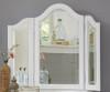 Lakehouse Vanity Desk White | NE Kids Furniture | NE1540-1560