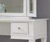 Lakehouse Vanity Desk White | 27014 | NE1540-1560