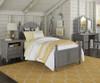 Lakehouse Payton Twin Bed Stone | NE Kids | NE2010