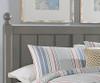 Lakehouse Kennedy Full Bed with Trundle Stone   NE Kids   NE2025-2570