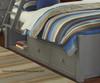 Lakehouse Adrian Bunk Bed Twin Over Twin Stone | 27036 | NE2031