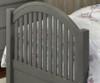Lakehouse Adrian Bunk Bed Twin Over Full Stone | NE Kids | NE2035
