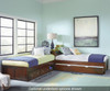 Pulse L-Shape Bed Cherry | 27079 | NE31051N