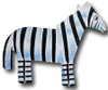Zebra Drawer Pull | One World | OW-DP555