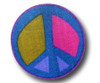 Drawer Pull Purple Peace 4 | One World | OW-DP704