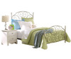 Spring Rose Metal Bed Full Size | Standard Furniture | ST-5028190