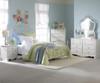 Spring Rose Metal Bed Full Size | 27359 | ST-5028190