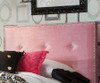 Young Parisian Upholstered Bed Twin Size Pink | Standard Furniture | ST-6515165152