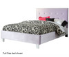 Young Parisian Upholstered Bed Twin Size Lavender | Standard Furniture | ST-6515365154