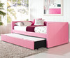 Lindsey Daybed with Trundle Pink | Standard Furniture | ST-6645766458