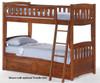 Timber Creek Bunk Bed Cherry   27487   TCTTB-CH