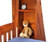 Timber Creek Bunk Bed with Stairs | 27491 | TCTTB-Stairs