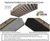 Maxtrix GROOVE High Loft Bed with Slide Platform Full Size Natural